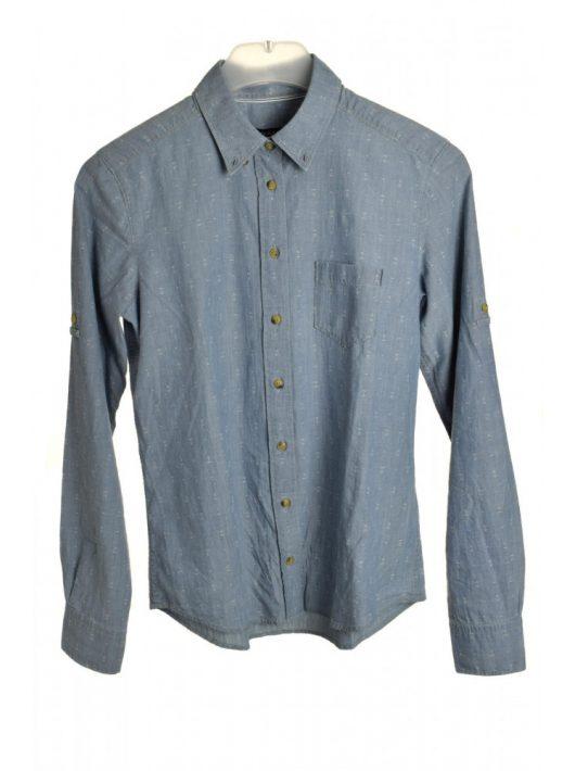 Gant kék, pamut női ing